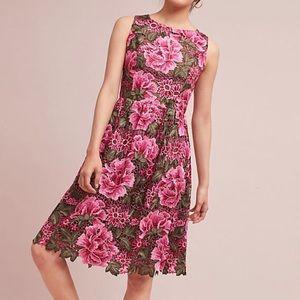 Anthropologie Lalia Lace Dress